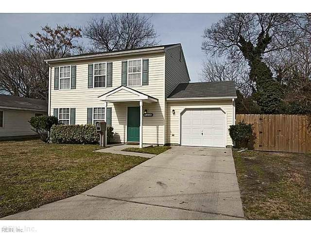 43 Booker St, Hampton, VA 23663 (#10402676) :: Berkshire Hathaway HomeServices Towne Realty