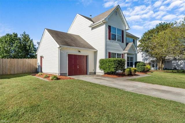 23312 Spring Crest Dr, Isle of Wight County, VA 23314 (#10402681) :: Atlantic Sotheby's International Realty