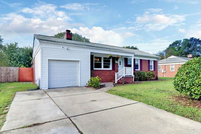 104 Dilts Dr, Newport News, VA 23608 (#10402683) :: Berkshire Hathaway HomeServices Towne Realty