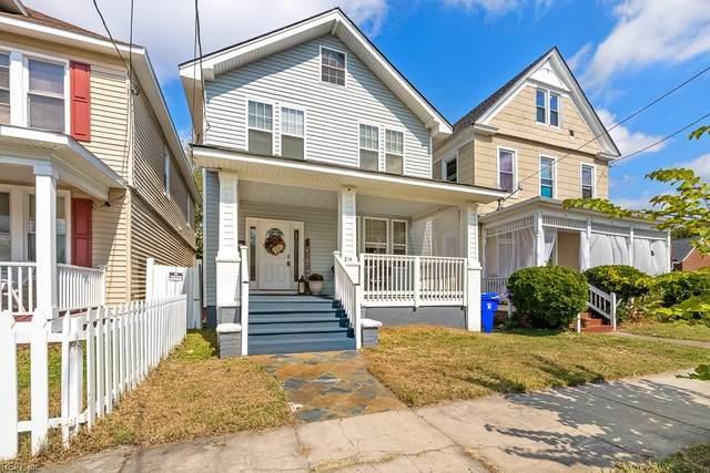 214 W 28th St, Norfolk, VA 23504 (#10402688) :: Rocket Real Estate