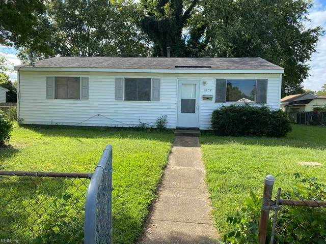 1802 Moger Dr, Hampton, VA 23663 (#10402708) :: Berkshire Hathaway HomeServices Towne Realty
