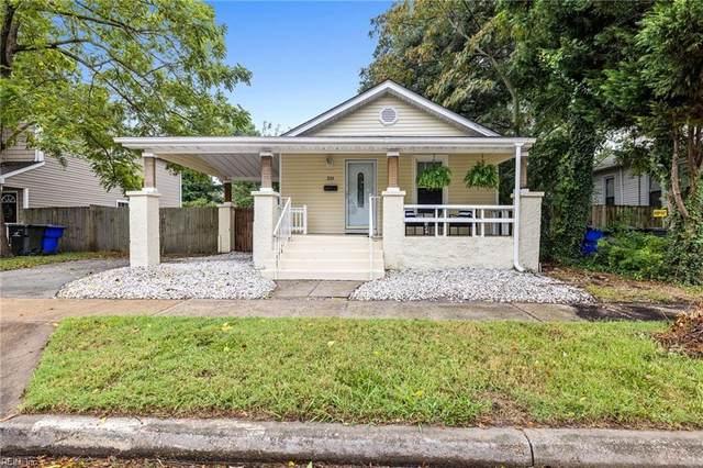 251 Portview Ave, Norfolk, VA 23503 (#10402725) :: Atlantic Sotheby's International Realty