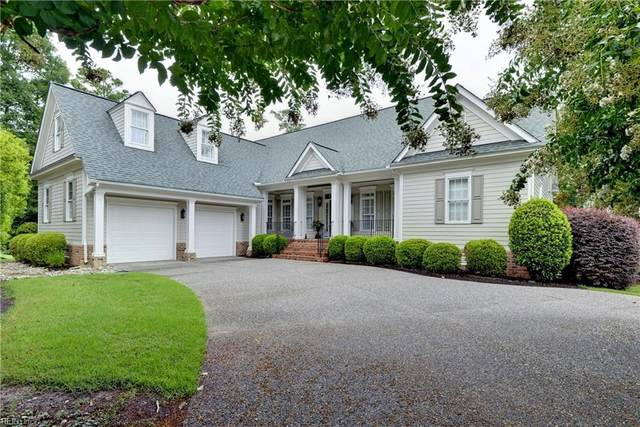 129 Princeville, James City County, VA 23188 (#10402736) :: Berkshire Hathaway HomeServices Towne Realty