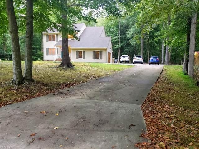 409 Huntington Way, Isle of Wight County, VA 23430 (#10402759) :: Berkshire Hathaway HomeServices Towne Realty
