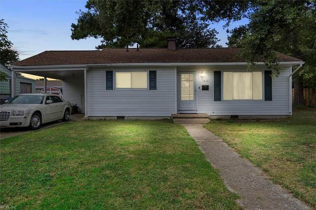 1517 Hedgerow Dr, Virginia Beach, VA 23455 (#10402780) :: Avalon Real Estate