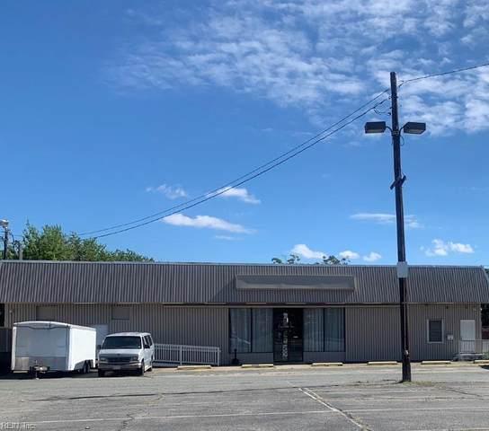 7202 Warwick Blvd, Newport News, VA 23607 (#10402791) :: Tom Milan Team
