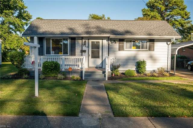 305 Ivey St, Portsmouth, VA 23701 (#10402801) :: Berkshire Hathaway HomeServices Towne Realty