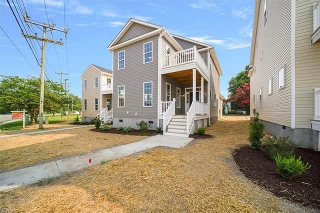 112 W County St, Hampton, VA 23663 (#10402805) :: Berkshire Hathaway HomeServices Towne Realty