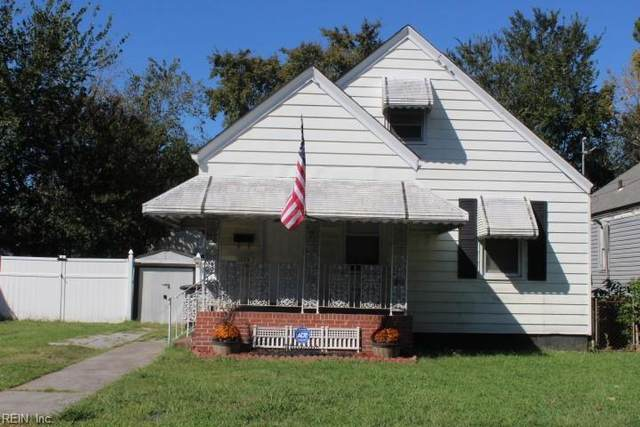 1624 Parker Ave, Portsmouth, VA 23704 (#10402810) :: Berkshire Hathaway HomeServices Towne Realty
