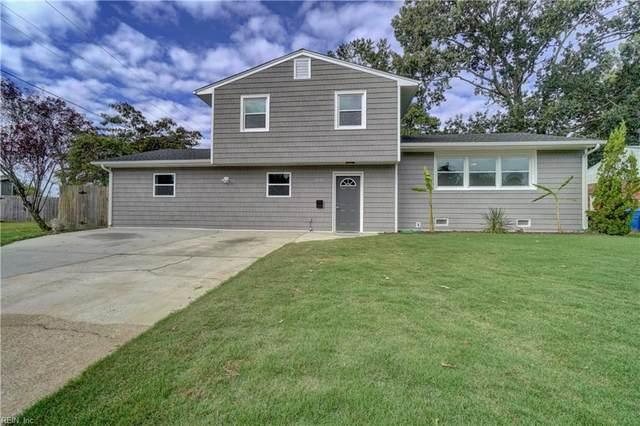 805 Gloria Pl, Virginia Beach, VA 23454 (#10402828) :: Team L'Hoste Real Estate
