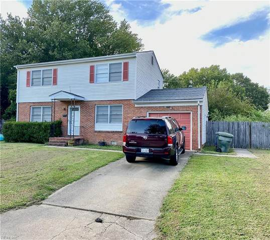 420 Dunmore Dr, Newport News, VA 23602 (#10402836) :: Team L'Hoste Real Estate