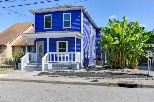 1405 Mt. Vernon Ave, Portsmouth, VA 23707 (#10402851) :: Avalon Real Estate