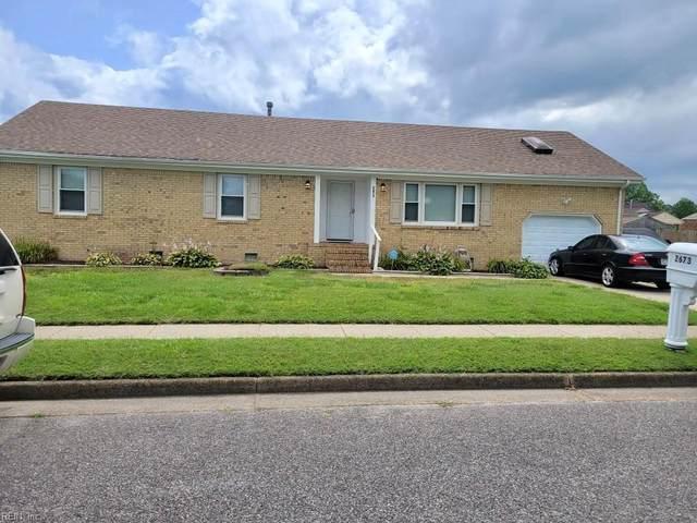 2673 Elizabeth Harbor Dr, Chesapeake, VA 23321 (#10402883) :: Tom Milan Team
