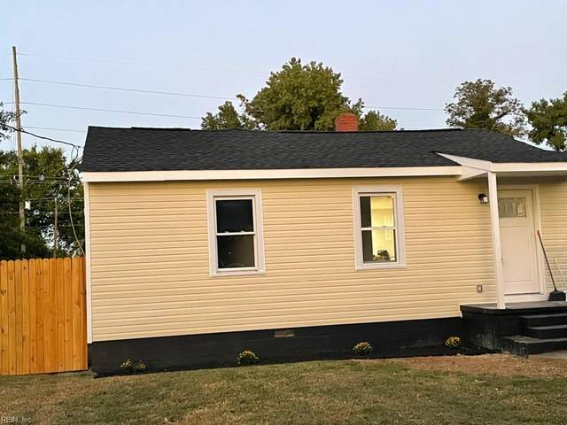 2813 Bagley St, Portsmouth, VA 23704 (MLS #10402892) :: Howard Hanna Real Estate Services