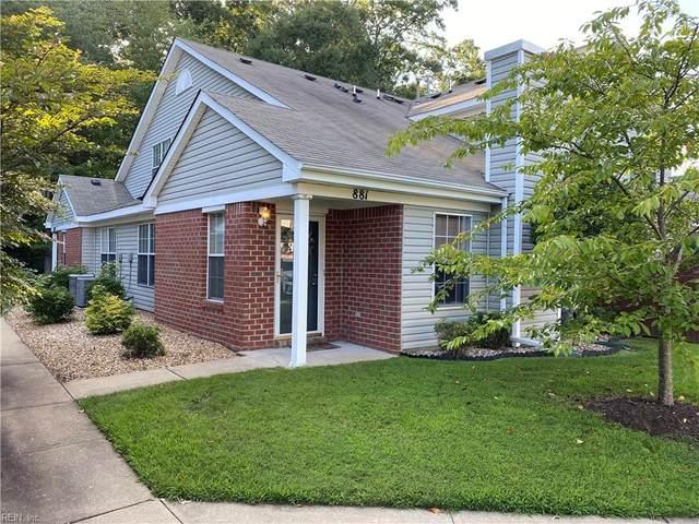 881 Miller Creek Ln, Newport News, VA 23602 (#10402909) :: Team L'Hoste Real Estate