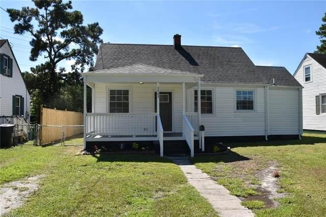 3403 Commonwealth Ave, Portsmouth, VA 23707 (MLS #10402926) :: AtCoastal Realty