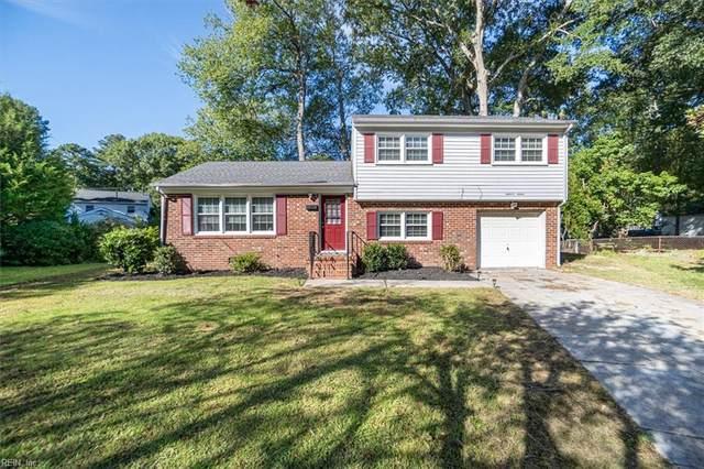 27 Dinwiddie Pl, Newport News, VA 23608 (#10402955) :: Rocket Real Estate