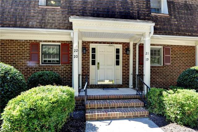 1184 Jamestown Rd #22, Williamsburg, VA 23185 (#10402956) :: Team L'Hoste Real Estate