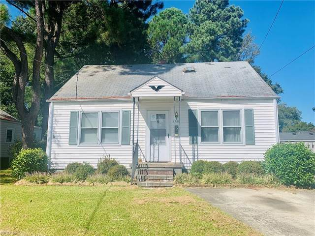 2720 Greenwood Dr, Portsmouth, VA 23702 (#10403015) :: Berkshire Hathaway HomeServices Towne Realty