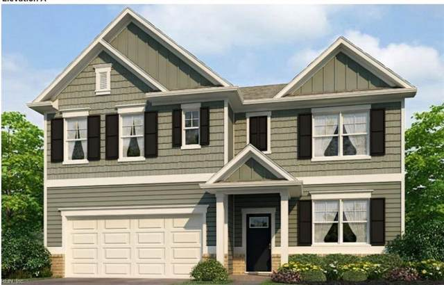 7320 Fougere Pl, New Kent County, VA 23124 (MLS #10403018) :: AtCoastal Realty