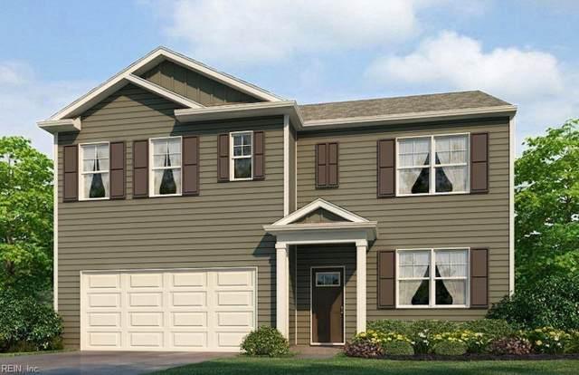 7873 Lovegrass Ter, New Kent County, VA 23124 (MLS #10403021) :: AtCoastal Realty