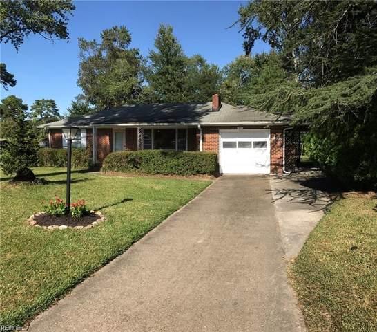 28 Fairway Dr, Portsmouth, VA 23701 (#10403033) :: Avalon Real Estate