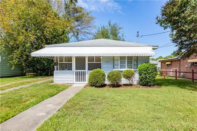 2724 Hickory St, Portsmouth, VA 23707 (#10403080) :: Avalon Real Estate