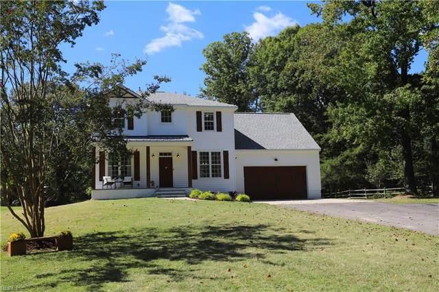 9919 Sycamore Landing Rd, James City County, VA 23188 (#10403084) :: Team L'Hoste Real Estate