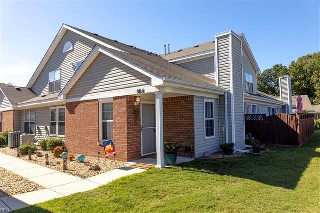 804 Miller Creek Ln, Newport News, VA 23602 (#10403128) :: Team L'Hoste Real Estate