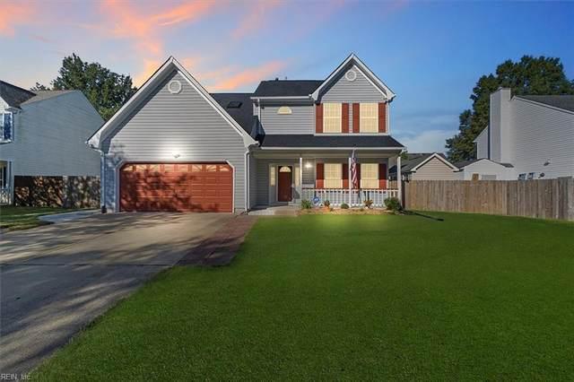 3809 Donnington Dr, Virginia Beach, VA 23456 (#10403151) :: Avalon Real Estate