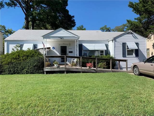 4882 Hampshire Ave, Norfolk, VA 23513 (MLS #10403174) :: AtCoastal Realty