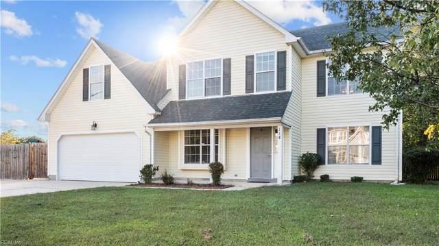 118 Hillside Ave, Suffolk, VA 23434 (#10403203) :: Avalon Real Estate