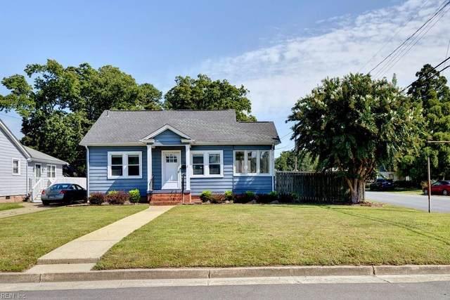 300 Brightwood Ave, Hampton, VA 23661 (#10403216) :: Austin James Realty LLC
