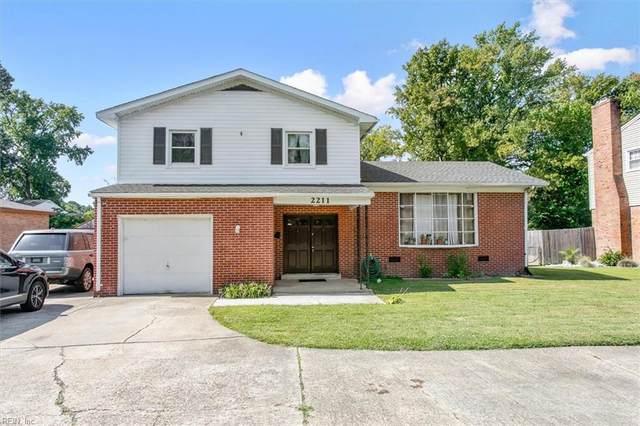 2211 Armistead Ave, Hampton, VA 23666 (#10403250) :: Avalon Real Estate