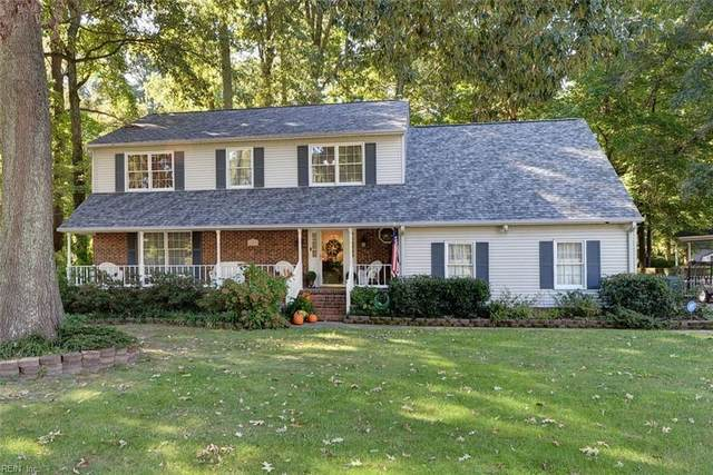 121 Bailey Dr, York County, VA 23692 (#10403263) :: Berkshire Hathaway HomeServices Towne Realty