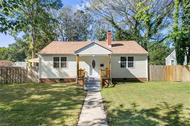 10801 Warwick Blvd, Newport News, VA 23601 (#10403276) :: Team L'Hoste Real Estate