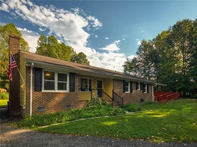 9177 Davenport Rd, Gloucester County, VA 23061 (MLS #10403277) :: AtCoastal Realty
