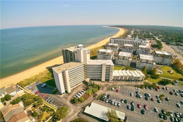 2830 Shore Dr #413, Virginia Beach, VA 23451 (#10403290) :: Seaside Realty