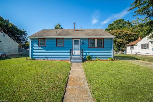 57 Calvary Ter, Hampton, VA 23666 (#10403323) :: Avalon Real Estate