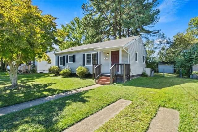112 Hickory Hill Rd, Hampton, VA 23666 (MLS #10403328) :: AtCoastal Realty