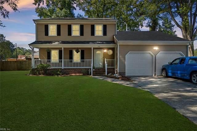191 Arcadia Dr, Newport News, VA 23601 (#10403372) :: Avalon Real Estate