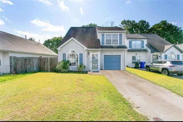 208 Jakes Ln, Newport News, VA 23608 (#10403379) :: Team L'Hoste Real Estate