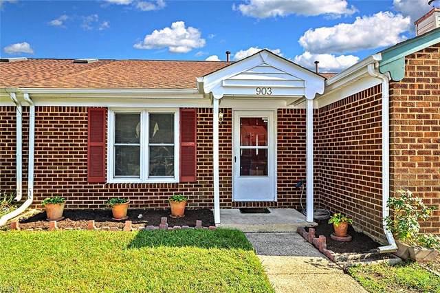 903 Wickford Dr, Chesapeake, VA 23320 (#10403394) :: Team L'Hoste Real Estate
