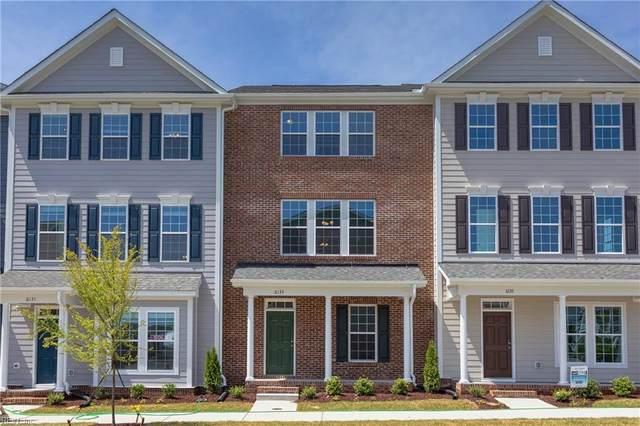 201 Runnel St Lot 35, Hampton, VA 23663 (#10403417) :: Abbitt Realty Co.