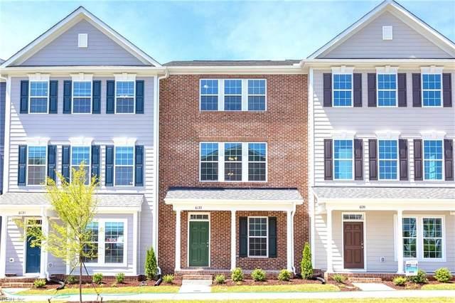 205 Runnel St Lot 37, Hampton, VA 23663 (#10403428) :: Abbitt Realty Co.