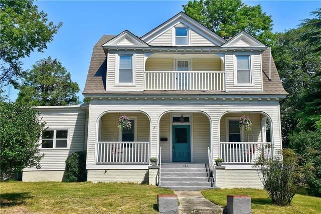 422 W 38th St, Norfolk, VA 23508 (#10403433) :: Avalon Real Estate