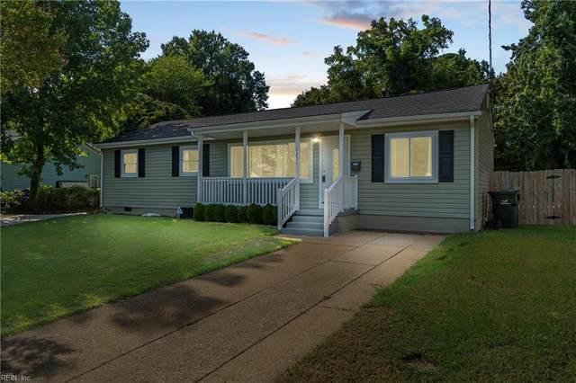 8231 Baywood Dr, Norfolk, VA 23518 (#10403438) :: Austin James Realty LLC