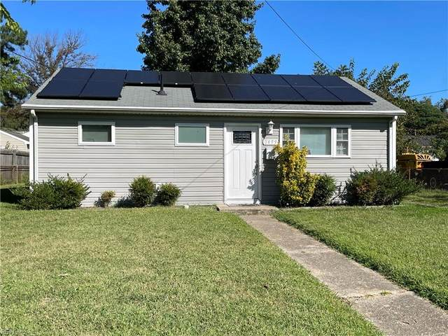 1499 Morgan Dr, Hampton, VA 23663 (#10404455) :: Team L'Hoste Real Estate