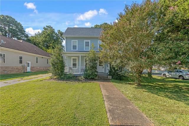 5 Edgewater Rd, Hampton, VA 23664 (MLS #10404458) :: AtCoastal Realty