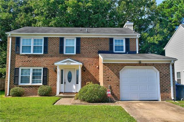 1029 Northwood Dr, Virginia Beach, VA 23452 (#10404490) :: Team L'Hoste Real Estate